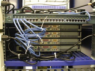 try Usenet server